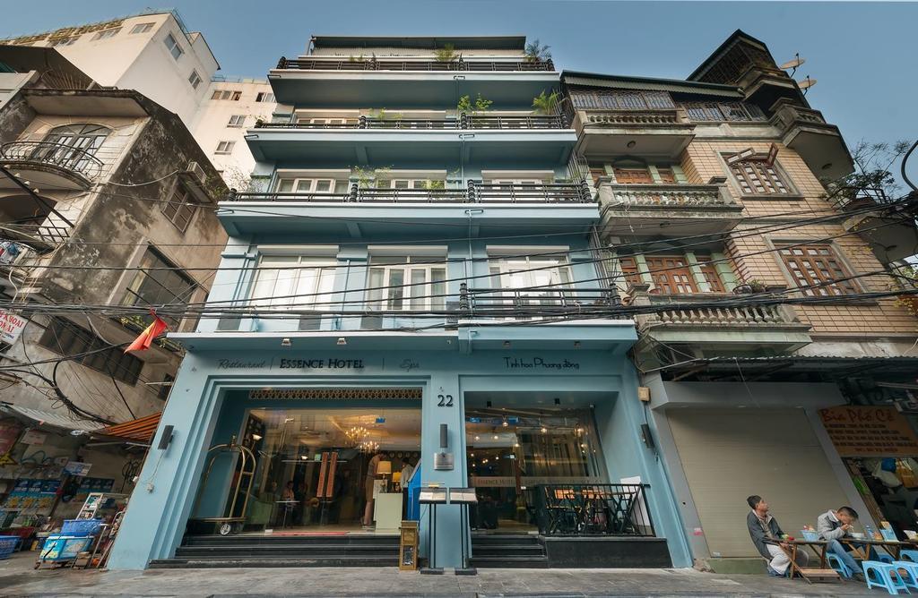 Essence Hà Nội Hotel & Spa