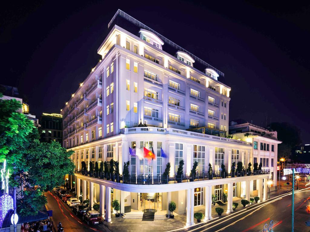 Hotel de l'Opera Hà Nội - MGallery